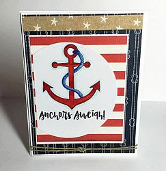 Anchors Aweigh Digital Stamps