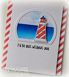Lighthouse Digital Stamps