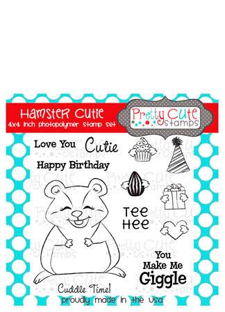 Hamster Cutie