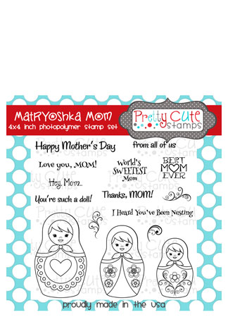 Matryoshka Mom